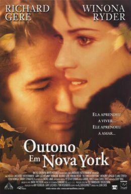 """Постер к фильму """"Осень в Нью-Йорке"""" /Autumn in New York/ (2000)"""