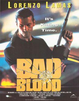 """Постер к фильму """"Гадюка"""" /Bad Blood/ (1994)"""