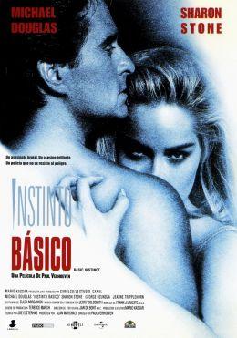 """Постер к фильму """"Основной инстинкт"""" /Basic Instinct/ (1992)"""
