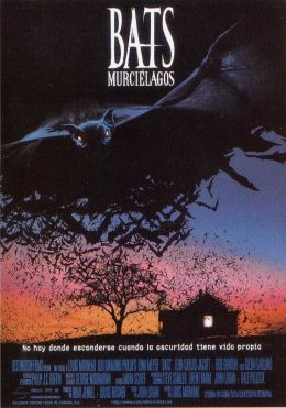"""Постер к фильму """"Летучие мыши"""" /Bats/ (1999)"""