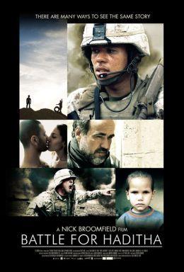 "Постер к фильму ""Битва за Хадиту"" /Battle for Haditha/ (2007)"
