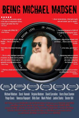 """Постер к фильму """"Быть Майклом Мэдсеном"""" /Being Michael Madsen/ (2007)"""