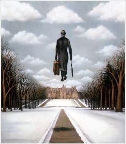 "Постер к фильму ""Будучи там"" /Being There/ (1979)"