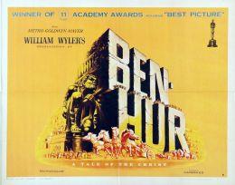 """Постер к фильму """"Бен-Гур"""" /Ben-Hur/ (1959)"""