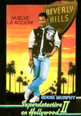"""Постер к фильму """"Полицейский из Беверли-Хиллз 2"""" /Beverly Hills Cop II/ (1987)"""