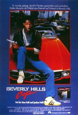 """Постер к фильму """"Полицейский из Беверли-Хиллз"""" /Beverly Hills Cop/ (1984)"""