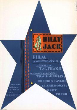"""Постер к фильму """"Билли Джек"""" /Billy Jack/ (1971)"""