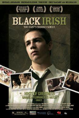 """Постер к фильму """"Черный ирландец"""" /Black Irish/ (2007)"""