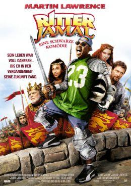 """Постер к фильму """"Черный рыцарь"""" /Black Knight/ (2001)"""