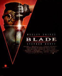 """Постер к фильму """"Блэйд"""" /Blade/ (1998)"""