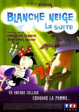 """Постер к фильму """"Белоснежка: Брачный сезон"""" /Blanche Neige, la suite/ (2007)"""