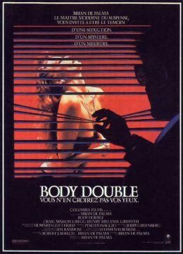 """Постер к фильму """"Подставное тело"""" /Body Double/ (1984)"""