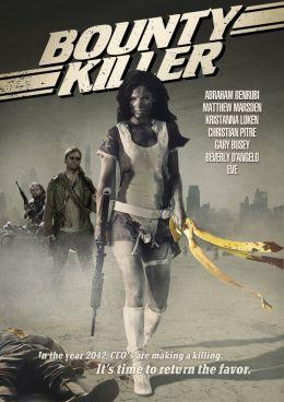 """Постер к фильму """"Наемный убийца"""" /Bounty Killer/ (2013)"""