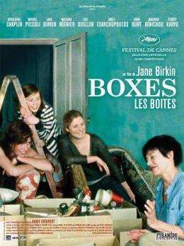 """Постер к фильму """"Коробки"""" /Boxes/ (2007)"""