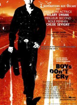 """Постер к фильму """"Парни не плачут"""" /Boys Don't Cry/ (1999)"""