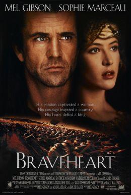 "Постер к фильму ""Храброе сердце"" /Braveheart/ (1995)"