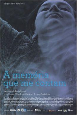 """Постер к фильму """"Чужие воспоминания"""" /A Memoria que me Contam/ (2012)"""