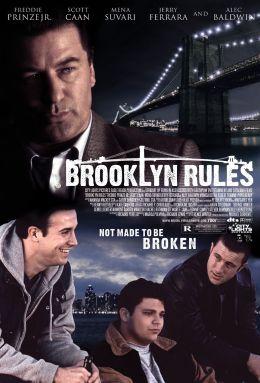 "Постер к фильму ""Законы Бруклина"" /Brooklyn Rules/ (2007)"