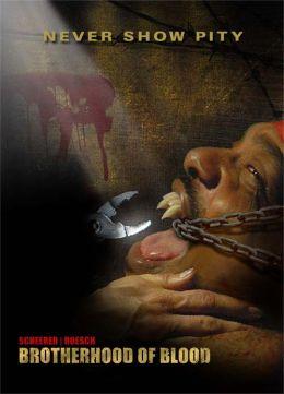 """Постер к фильму """"Братство крови"""" /Brotherhood of Blood/ (2007)"""