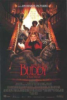 """Постер к фильму """"Бадди"""" /Buddy/ (1997)"""