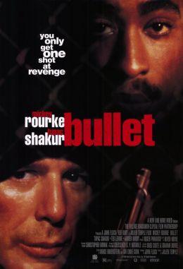 """Постер к фильму """"Пуля"""" /Bullet/ (1996)"""