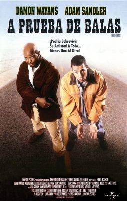 """Постер к фильму """"Пуленепробиваемый"""" /Bulletproof/ (1996)"""