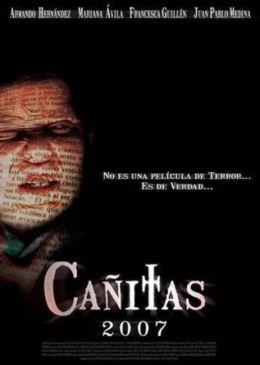 """Постер к фильму """"Тростник. Представление"""" /Canitas. Presencia/ (2007)"""