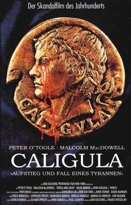 """Постер к фильму """"Калигула"""" /Caligula/ (1979)"""
