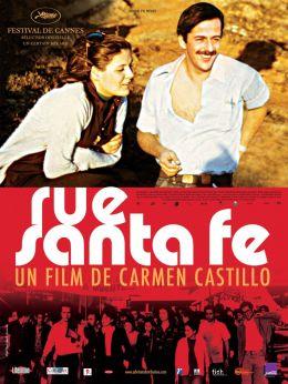 """Постер к фильму """"Улица Санта Фе"""" /Calle Santa Fe/ (2007)"""