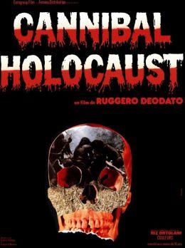 """Постер к фильму """"Ад каннибалов"""" /Cannibal Holocaust/ (1980)"""