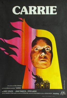 """Постер к фильму """"Кэрри"""" /Carrie/ (1976)"""