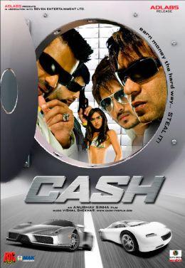 """Постер к фильму """"В погоне за удачей"""" /Cash/ (2007)"""