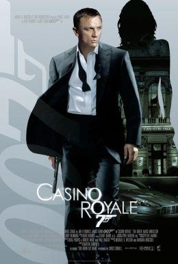"""Постер к фильму """"Казино Рояль"""" /Casino Royale/ (2006)"""