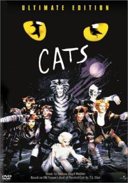 """Постер к фильму """"Кошки"""" /Cats/ (1998)"""