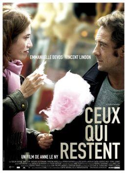 """Постер к фильму """"Те, кто остается"""" /Ceux qui restent/ (2007)"""