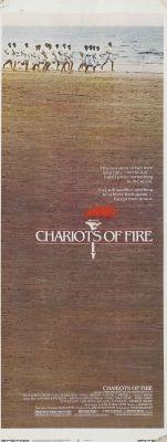 """Постер к фильму """"Огненные колесницы"""" /Chariots of Fire/ (1981)"""