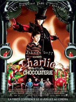 "Постер к фильму ""Чарли и шоколадная фабрика"" /Charlie and the Chocolate Factory/ (2005)"
