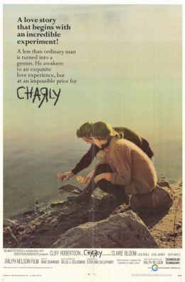 "Постер к фильму ""Чарли"" /Charly/ (1968)"