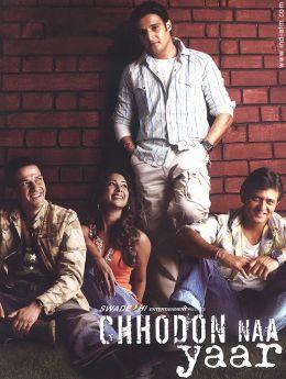 """Постер к фильму """"Весёленькое приключение"""" /Chhodon Naa Yaar/ (2007)"""