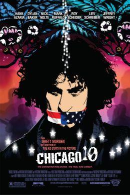 """Постер к фильму """"Чикагская десятка"""" /Chicago 10/ (2007)"""