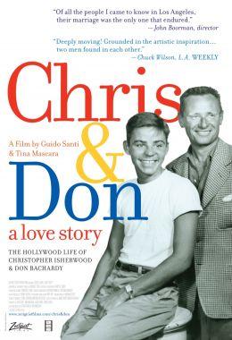 """Постер к фильму """"Крис и Дон. История любви"""" /Chris & Don. A Love Story/ (2007)"""