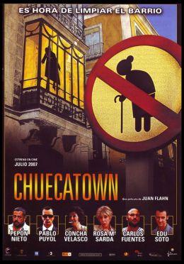 """Постер к фильму """"Смешной квартал"""" /Chuecatown/ (2007)"""
