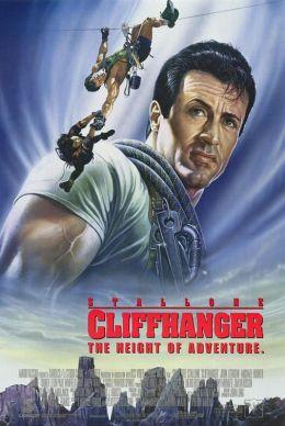 "Постер к фильму ""Скалолаз"" /Cliffhanger/ (1993)"