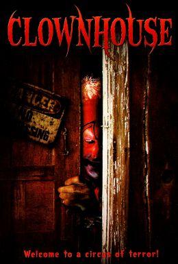 """Постер к фильму """"Дом клоунов"""" /Clownhouse/ (1988)"""
