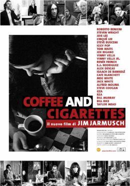 "Постер к фильму ""Кофе и сигареты"" /Coffee and Cigarettes/ (2003)"