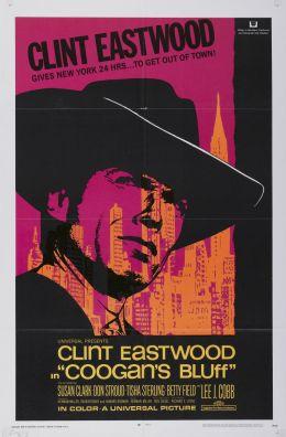 "Постер к фильму ""Блеф Кугана"" /Coogan's Bluff/ (1968)"