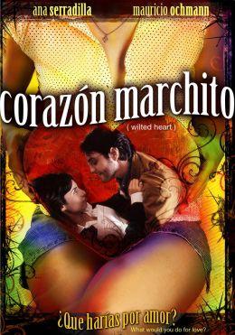 """Постер к фильму """"Увядшее сердце"""" /Corazon marchito/ (2007)"""