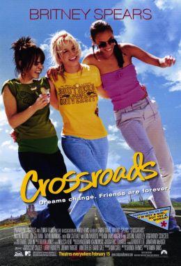"""Постер к фильму """"Перекрестки"""" /Crossroads/ (2002)"""