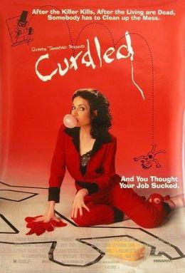 """Постер к фильму """"Запекшаяся кровь"""" /Curdled/ (1996)"""
