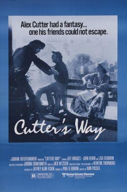 """Постер к фильму """"Путь Каттера"""" /Cutter's Way/ (1981)"""